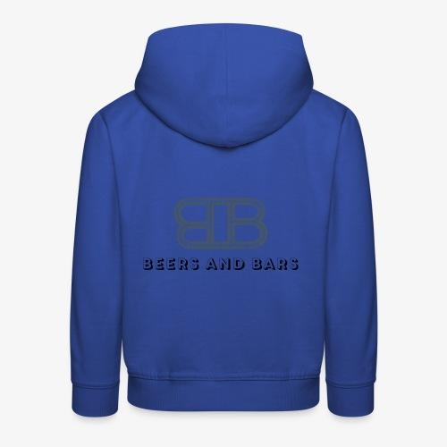 1184DCBA BF0F 4B50 B1B4 D4D90E87C83B - Kids' Premium Hoodie