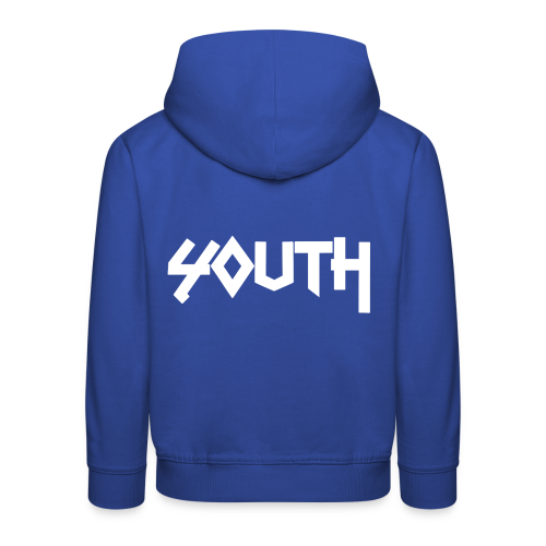 youth - Bluza dziecięca z kapturem Premium