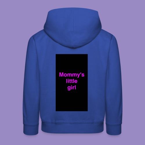 image - Premium hættetrøje til børn