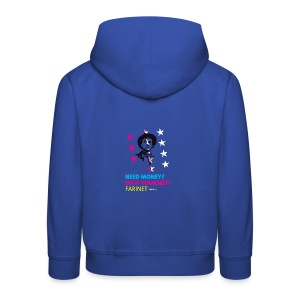 Farinet Do It Yourself Baby - Kinder Premium Hoodie