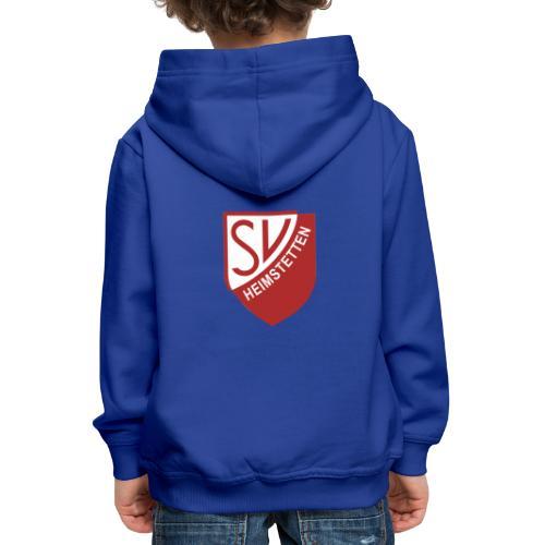 Logo SVH weisser Hintergrund abgeschnitten - Kinder Premium Hoodie