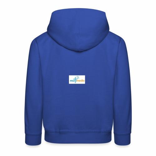 MULTI - Sudadera con capucha premium niño