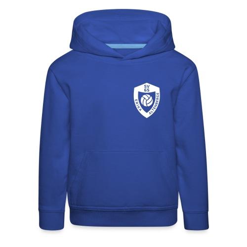 SVEA Wappen - Kinder Premium Hoodie