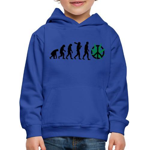 Evolution Cannabis - Kinder Premium Hoodie
