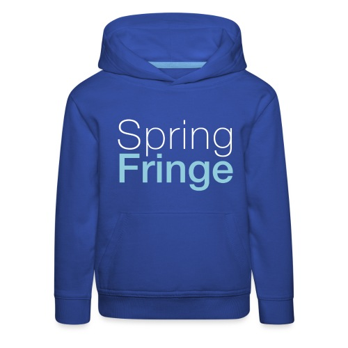 Spring Fringe Kids (small sizes) - Kinder Premium Hoodie