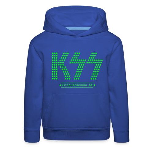 kss tshirt ksslikekiss 02 - Kids' Premium Hoodie