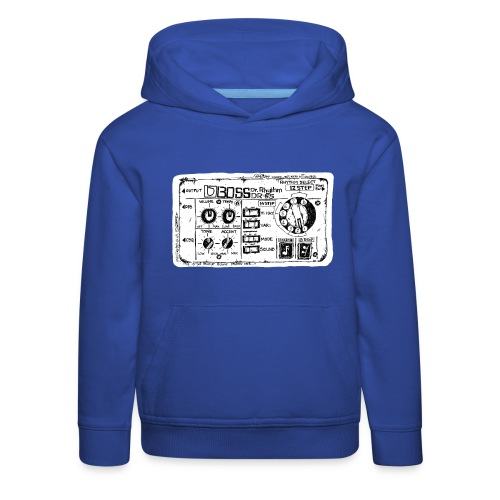 Drum Machine's R Ace! - Kids' Premium Hoodie