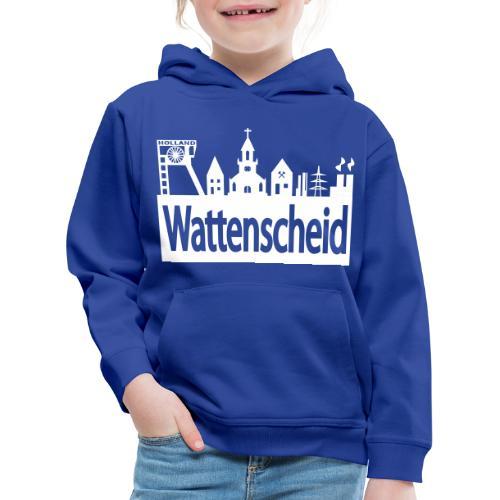 Skyline Wattenscheid - Kinder Premium Hoodie