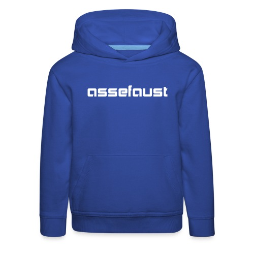 Assefaust Chill and Grill - Kinder Premium Hoodie