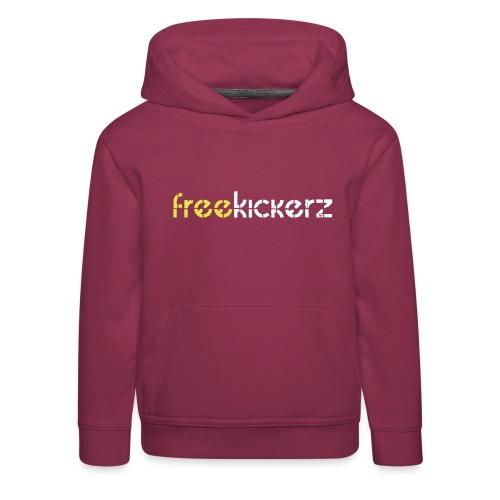 freekickerz - Kinder Premium Hoodie