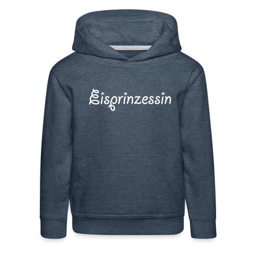 Eisprinzessin, Ski Shirt, T-Shirt für Apres Ski - Kinder Premium Hoodie