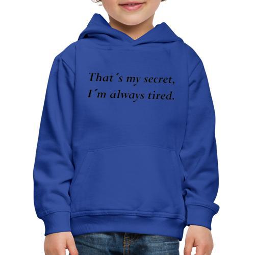 Secret - Kinder Premium Hoodie