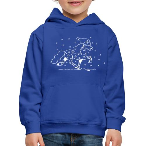 Weihnachtstölter - Kinder Premium Hoodie