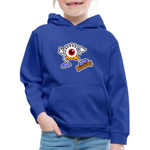 Buddy Full (Color) - Pull à capuche Premium Enfant