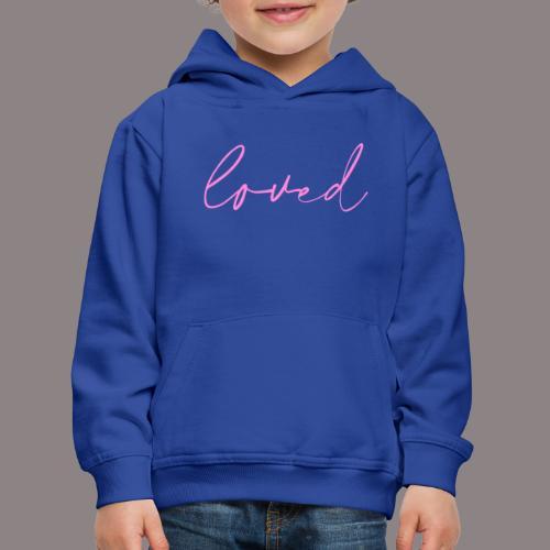 loved rosa - Kinder Premium Hoodie
