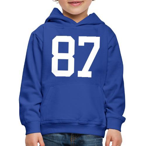 87 LEBIS Jan - Kinder Premium Hoodie