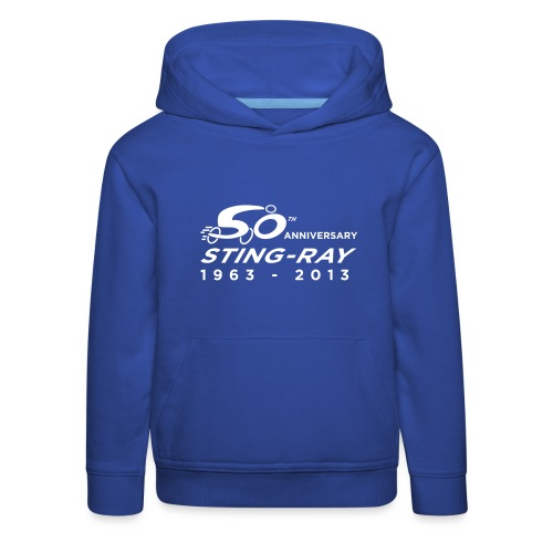 styingray50a - Pull à capuche Premium Enfant