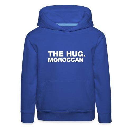 The hug Moroccan - Kinderen trui Premium met capuchon