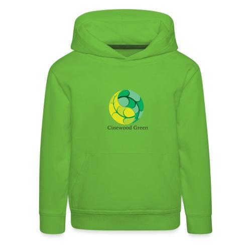 Cinewood Green - Kids' Premium Hoodie