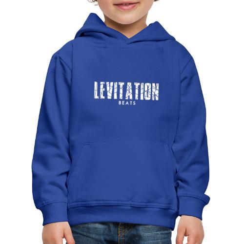 Levitation Beats Blanc - Pull à capuche Premium Enfant