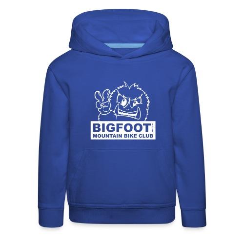 Bigfoot Logo 2016 - Kids' Premium Hoodie