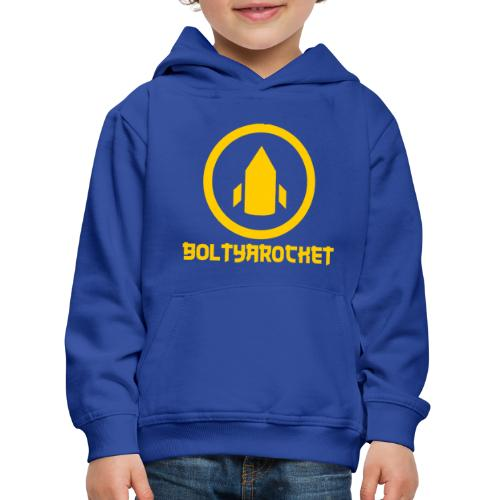 Bolt Ya Rocket - Kids' Premium Hoodie