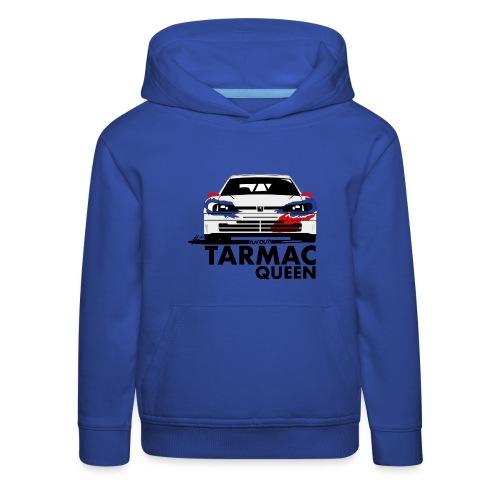Tarmac Queen 306 Maxi Rally - Pull à capuche Premium Enfant