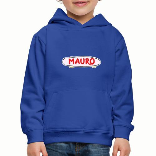 MAURO - Kinderen trui Premium met capuchon