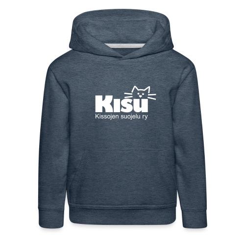 kisulogo - Lasten premium huppari
