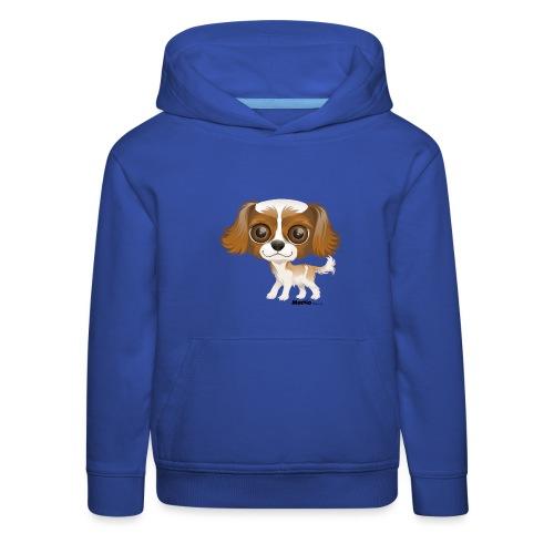 Hund - Kinder Premium Hoodie