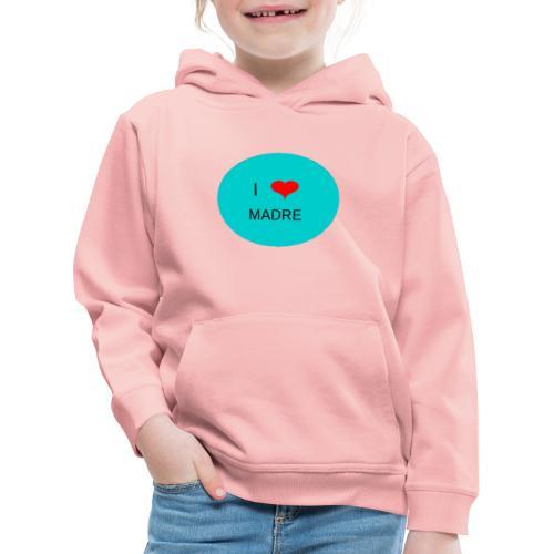 DIA DE LA MADRE - Sudadera con capucha premium niño