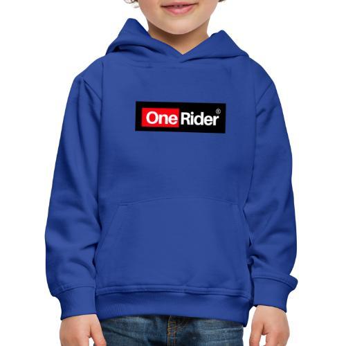 Colección OneRider® - Sudadera con capucha premium niño