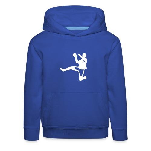 Handballer - Kinder Premium Hoodie