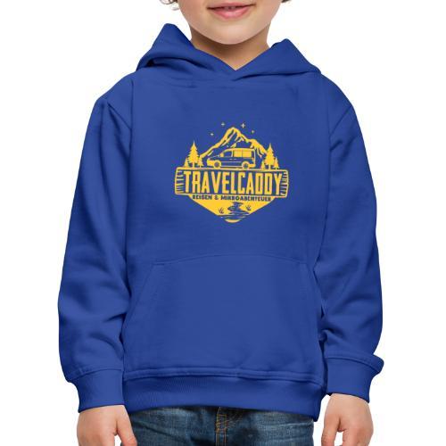 Original Travelcaddy.de Merchandise - Kinder Premium Hoodie