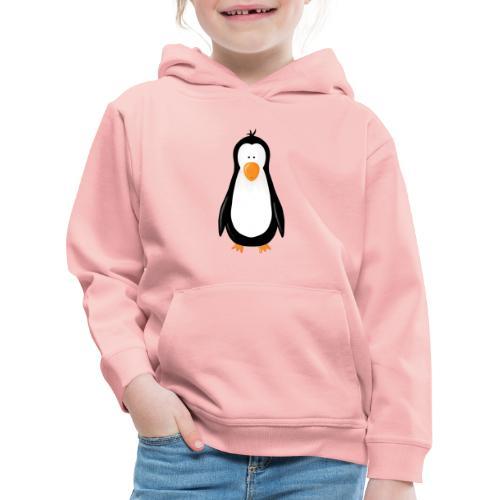 Pinguin Fridolin - Kinder Premium Hoodie