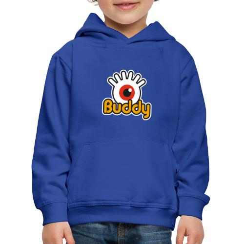 Buddy Label (Color) - Pull à capuche Premium Enfant