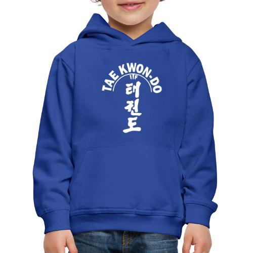 ITF Tae Kwon Do symbols - Kids' Premium Hoodie
