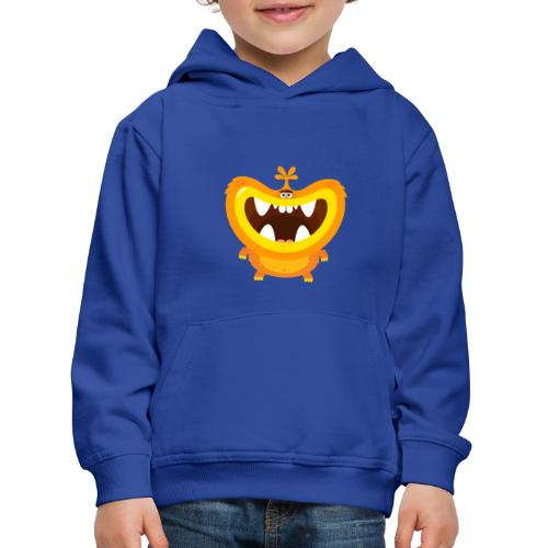 The Hungry Beast - Kids' Premium Hoodie