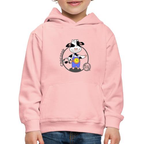 FF CHOCONOIR 01 - Kinder Premium Hoodie