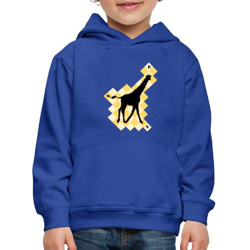 GiraffeSquare - Lasten premium huppari
