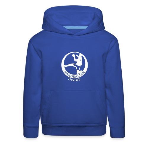 Handballer inside - Kinder Premium Hoodie