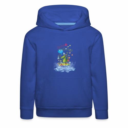 Good Friends - Bluza dziecięca z kapturem Premium