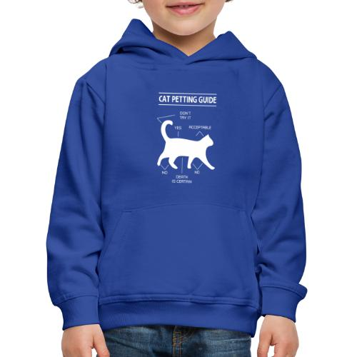 CAT GUIDE - Pull à capuche Premium Enfant