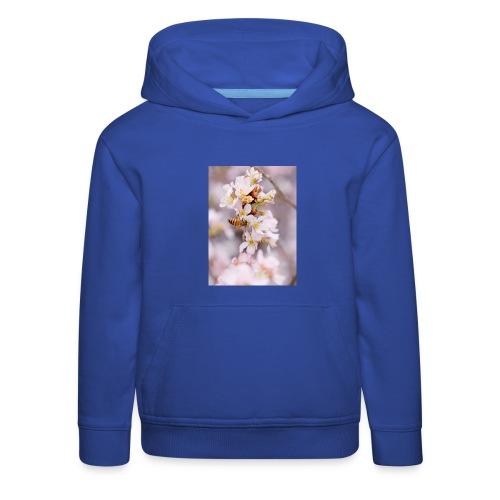 Schöne Biene 1 - Kinder Premium Hoodie