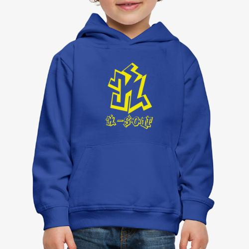 ka3y png - Pull à capuche Premium Enfant