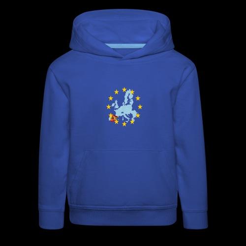 EU Spain (Europa Spanien) - Kinder Premium Hoodie