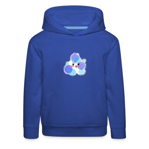 Baby Blue - Sudadera con capucha premium niño