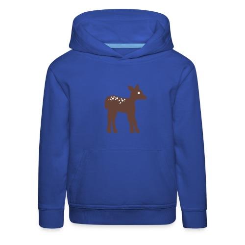 Rehkitz - Kinder Premium Hoodie