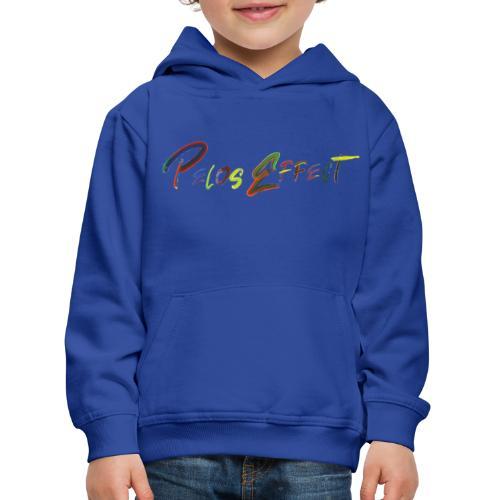 Pélos Effect #2 - Pull à capuche Premium Enfant