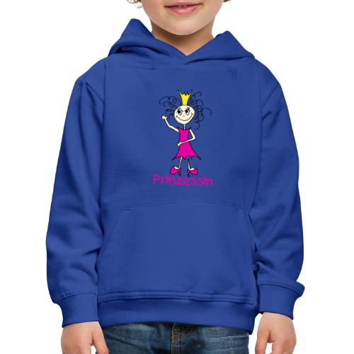 Prinzessin - Kinder Premium Hoodie